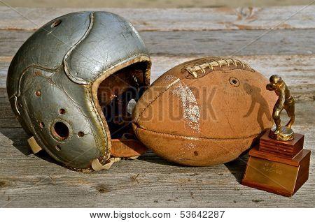 Memories of a football star