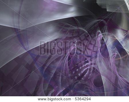 Lavender cage