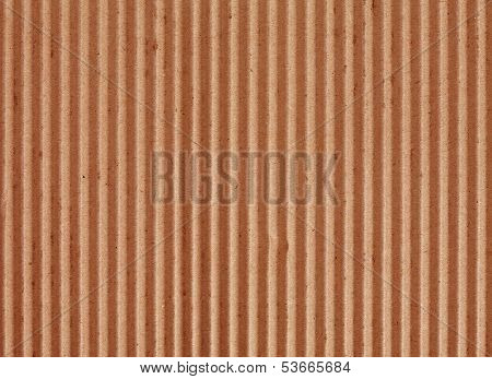 Background brown cardboard, paper structure