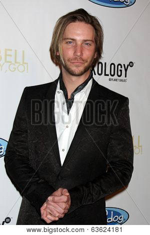LOS ANGELES - APR 17:  Troy Baker at the Drake Bell's Album Release Party for