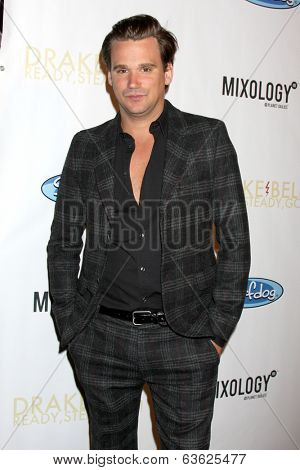 LOS ANGELES - APR 17:  Sean Stewart at the  Drake Bell's Album Release Party for