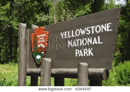 Yellowstone Nation Park
