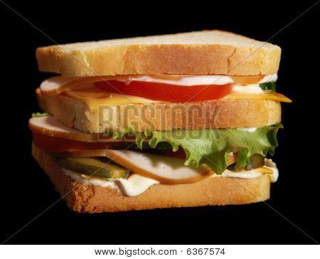 Ham Club Sandwich