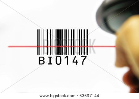 Scan Bacode