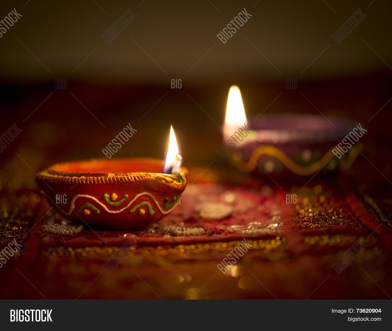 Two Illuminated Indian Image Photo Free Trial Bigstock