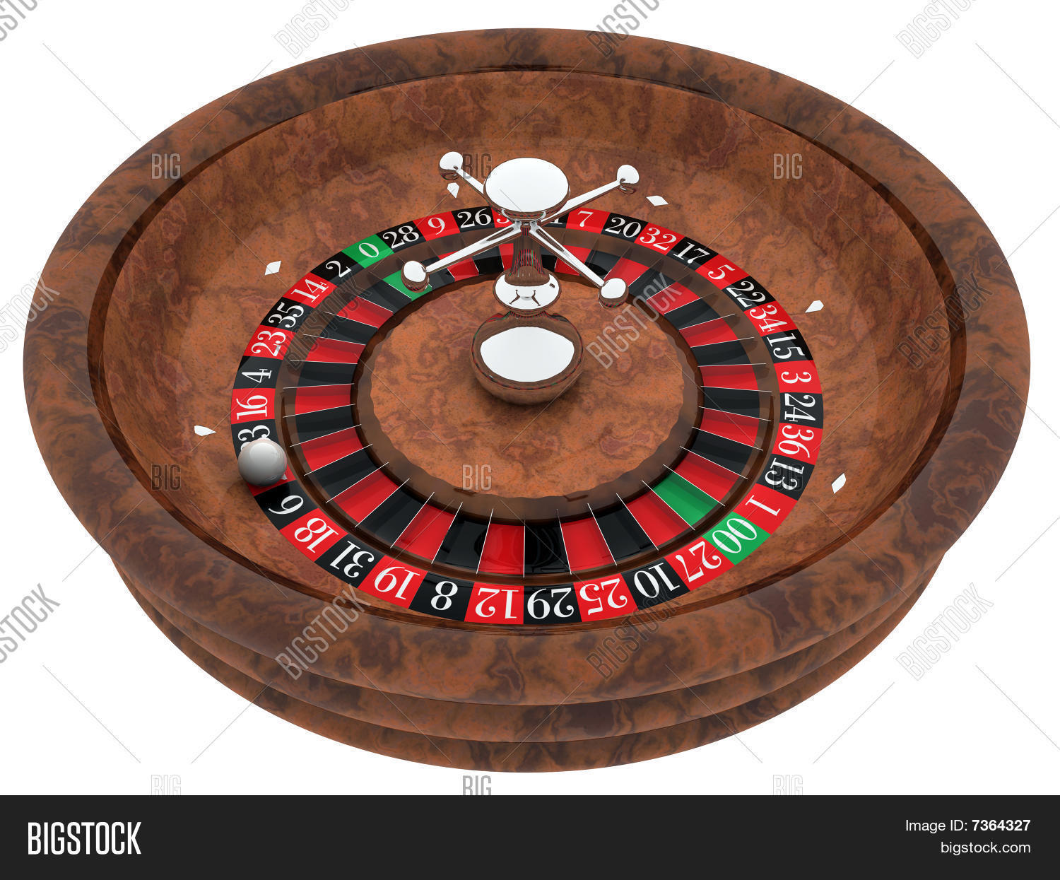 Roulette Image & Photo (Free Trial) | Bigstock