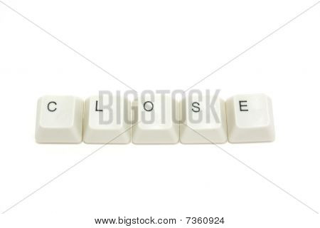 Close Keys