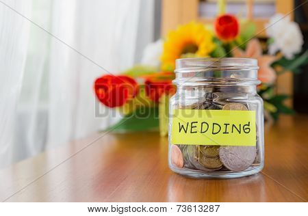 Saving Money For Wedding