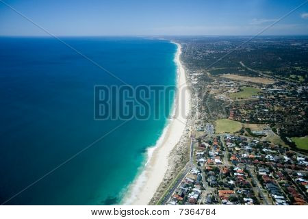 Coastline - Perth, Western Australia.