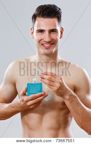 Skin care after shave
