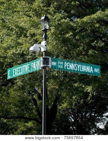 1600 Pennsylvania Avenue.