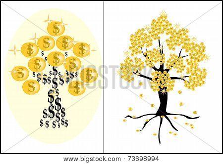 Set Money Trees