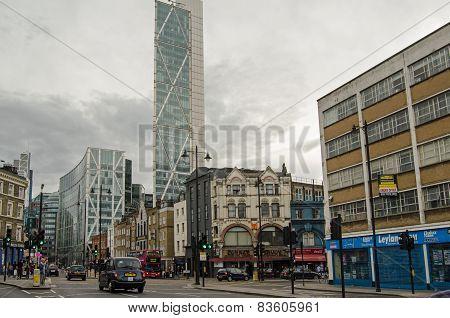 Shoreditch High Street, London