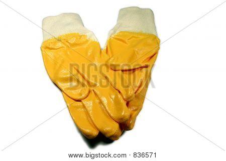 Safety Gloves light nitril gloves