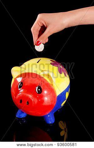 Childs Piggy Bank