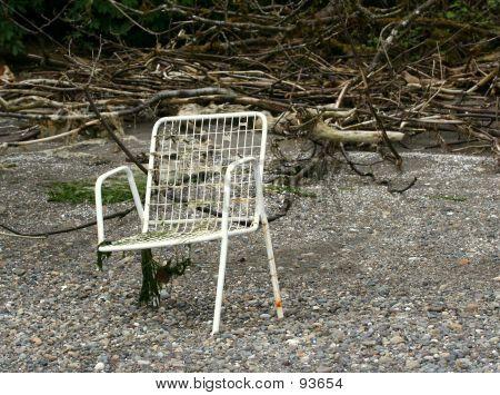 Three Legged Chair