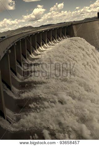Gariep Dam Near Norvalspont