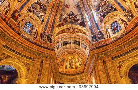 San Francisco El Grande Royal Basilica Madrid Spain