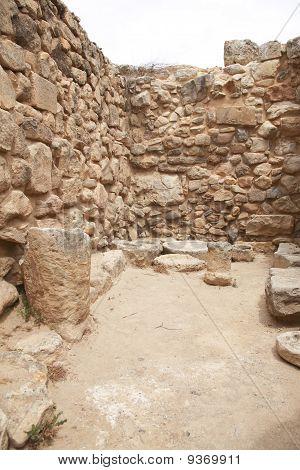 Tienda de minoico antiguo
