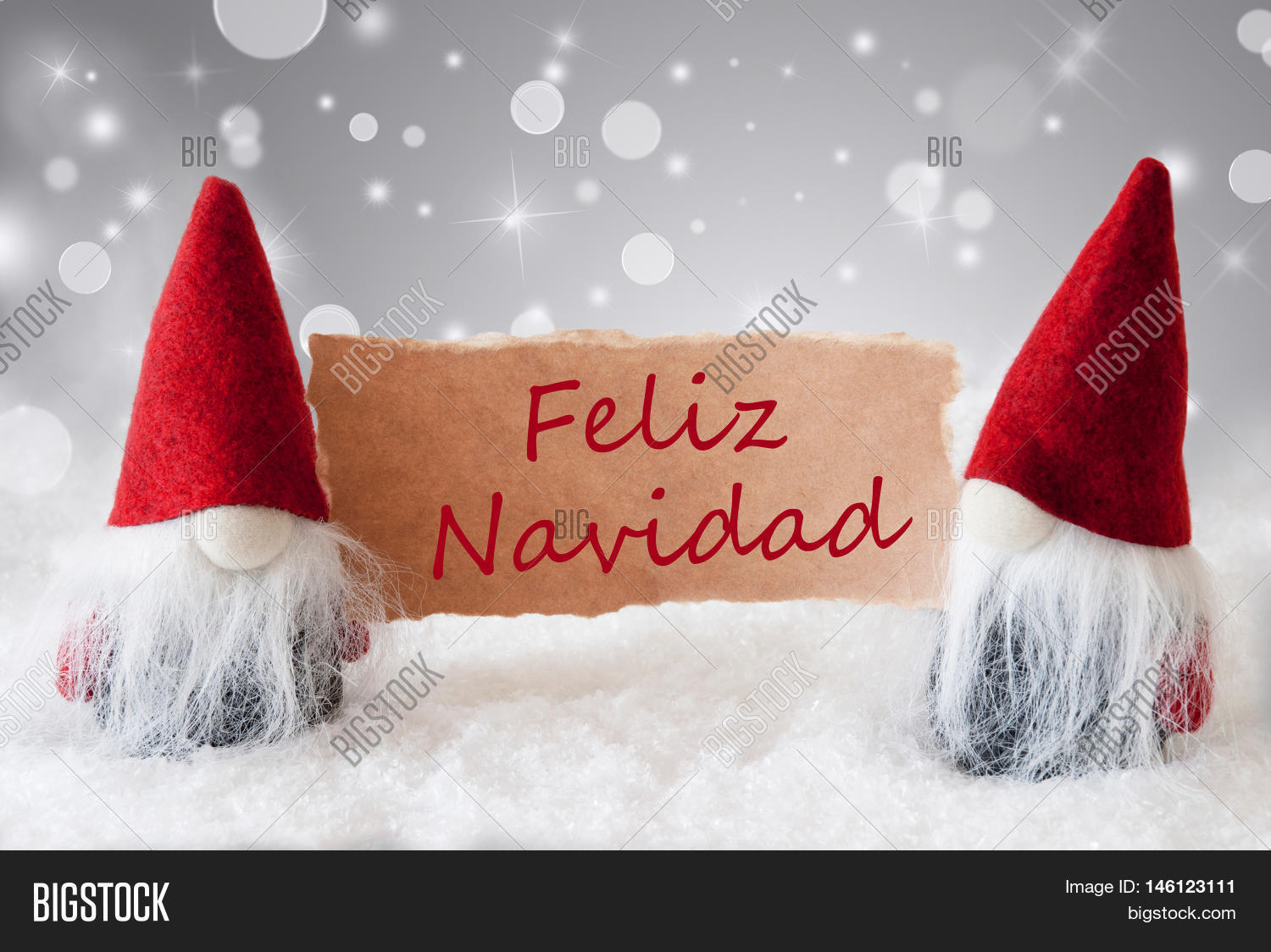 Christmas Wishes In Spanish.Christmas Greeting Image Photo Free Trial Bigstock