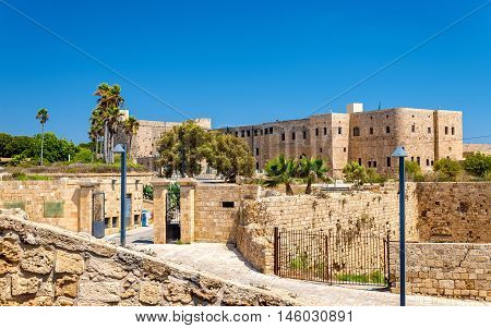 The Acre Prison, now a museum - Israel