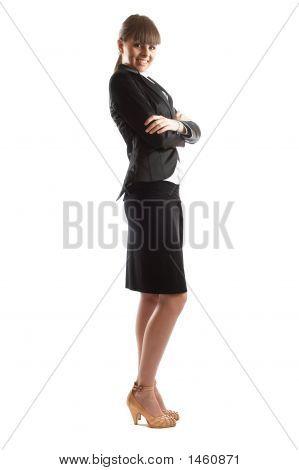 Business Formal Pose