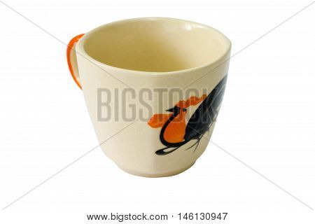 Small Cup Of Chicken Pattern