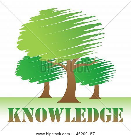 Knowledge Trees Indicates Reforestation And Know How