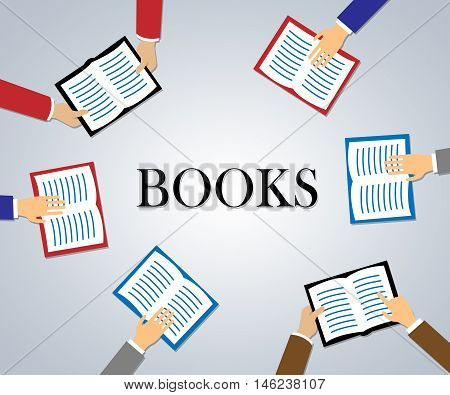 Reading Books Means Non Fiction And Literacy