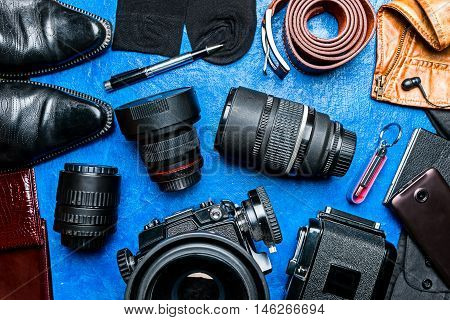 Outfit Of Photographer