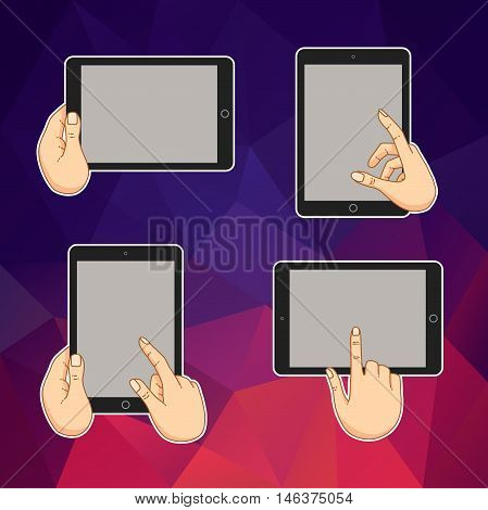 Flat Design Concept Vector Photo Free Trial Bigstock