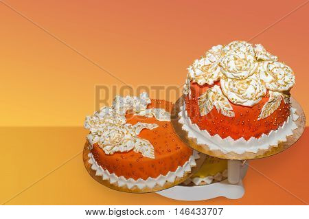 Delicious Tasty Cake