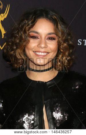 LOS ANGELES - SEP 8:  Vanessa Hudgens at the