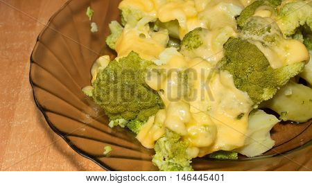 it is a variety of cabbage very useful product taste cheese is very tasty