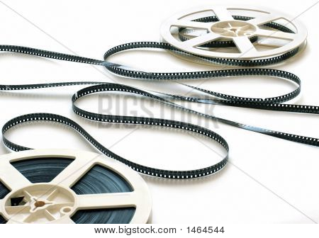 8 Mm Film Strip