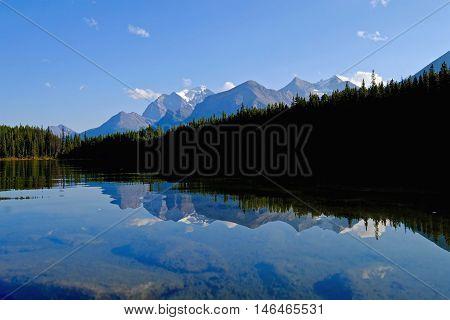 Canadian Rockies. Banff National Park. Alberta. Canada.