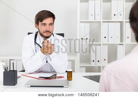 Determined Doctor