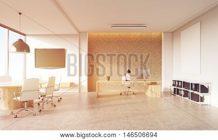Ceo Office In Noon