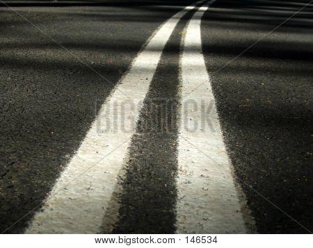 Double White Line