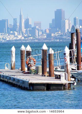 San Francisco - Sausalito Pier