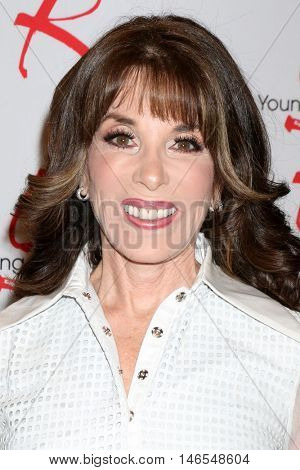 LOS ANGELES - SEP 8:  Kate Linder at the Young and The Resltless 11,000 Show Celebration at the CBS Television City on September 8, 2016 in Los Angeles, CA