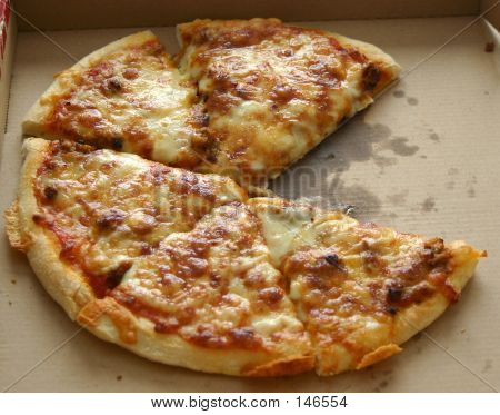 Pizza Slice Missing