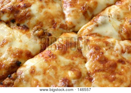 Pizza Upclose