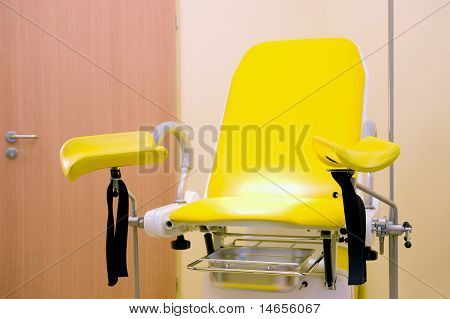 Gynecological Chair