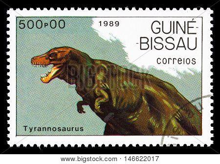 Guine-bissau - Circa 1989