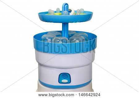 baby bottle steamer machine for clean baby bottle