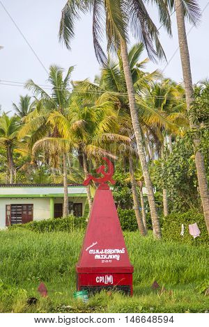 Communist Party Of India Monument In Kerala