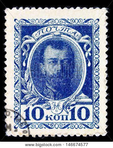 Russia - Circa 1913
