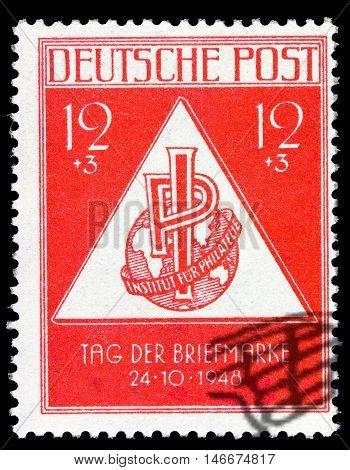 German - Circa 1948