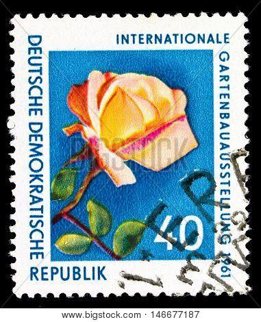 Germany - Circa 1961